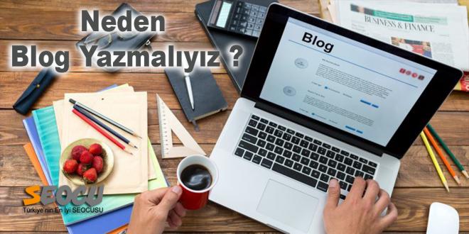 Neden Blog Yazmalıyız
