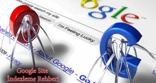 Google Site İndexleme Rehberi