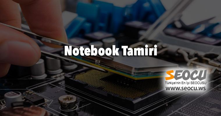 Notebook Tamiri