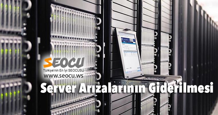 Server Arızalarının Giderilmesi