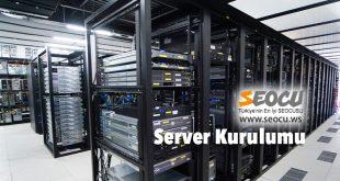 Server Kurulumu