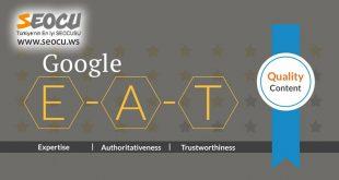 Google EAT Güncellemesi Hakkında