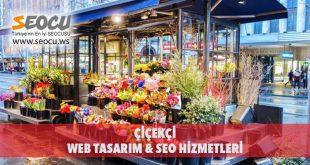 Çiçekçi Web Tasarım & Seo Hizmetleri