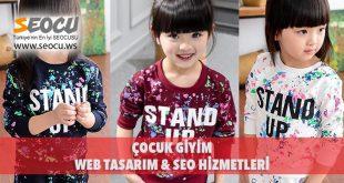 Çocuk Giyim Web Tasarım & Seo Hizmetleri