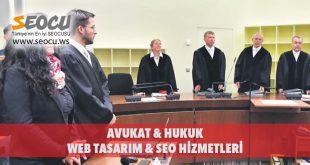 Avukat & Hukuk Web Tasarım & Seo Hizmetleri