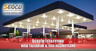 Benzin İstasyonu Web Tasarım & Seo Hizmetleri