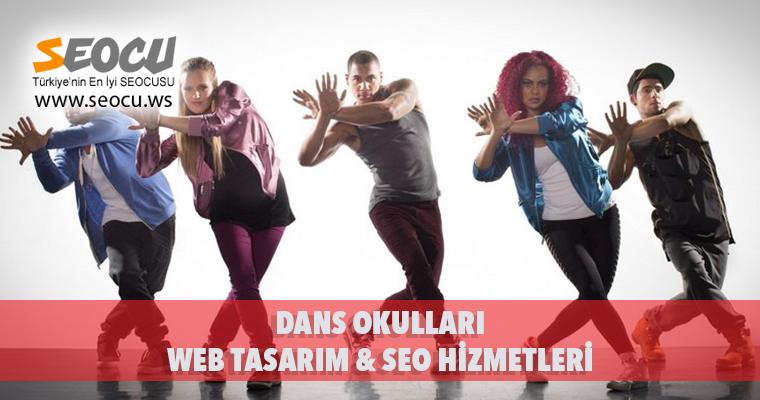 Dans Okulları Web Tasarım & Seo Hizmetleri