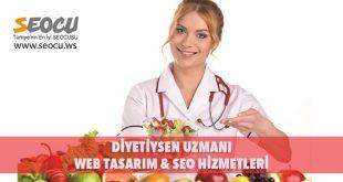 Diyetisyen Uzmanı Web Tasarım & Seo Hizmetleri
