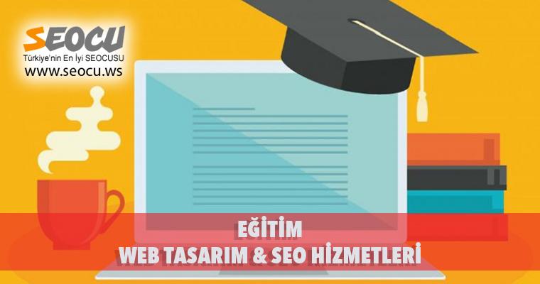 Eğitim Web Tasarım & Seo Hizmetleri