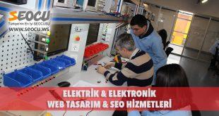 Elektrik Elektronik Web Tasarım & Seo Hizmetleri