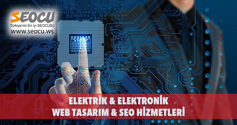 Elektrik Web Tasarım & Seo Hizmetleri