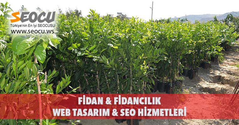 Fidan & Fidancılık Web Tasarım & Seo Hizmetleri