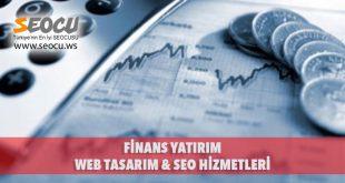 Finans Yatırım Web Tasarım & Seo Hizmetleri