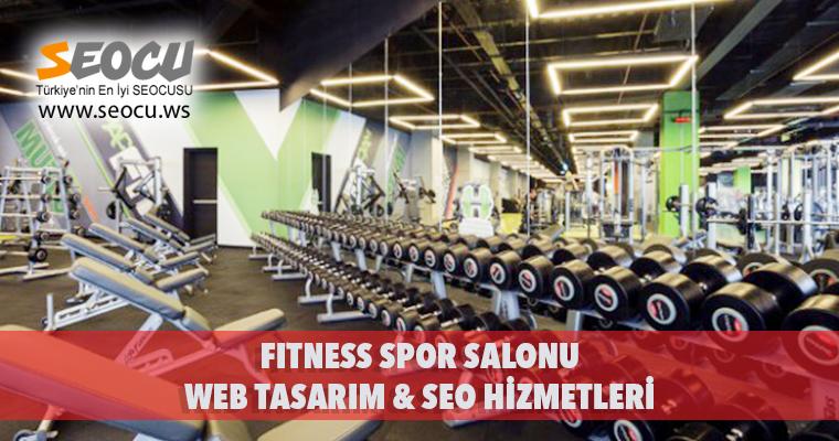 Fitness Spor Salonu Web Tasarım & Seo Hizmetleri