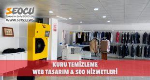 Kuru Temizleme Web Tasarım & Seo Hizmetleri