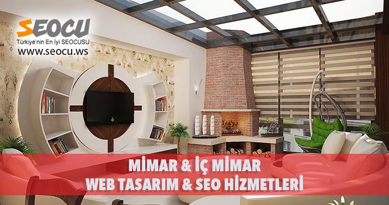 Mimar & İç Mimar Web Tasarım & Seo Hizmetleri