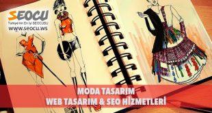 Moda Tasarım Web Tasarım & Seo Hizmetleri