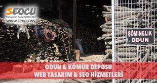 Odun & Kömür Deposu Web Tasarım & Seo Hizmetleri