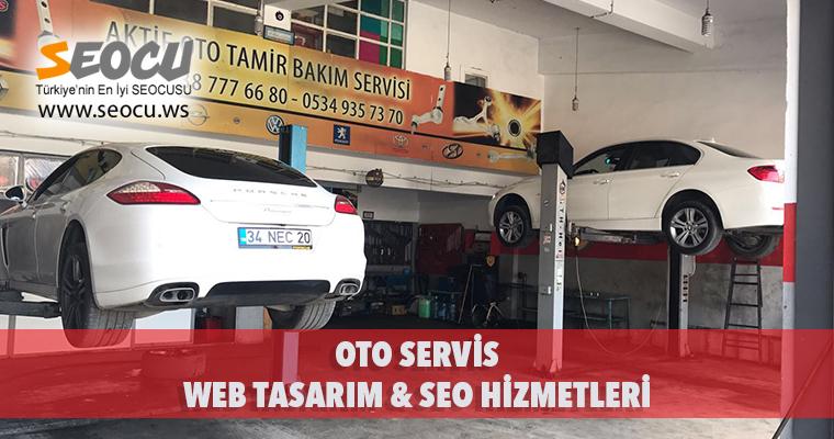 Oto Servis Web Tasarım & Seo Hizmetleri