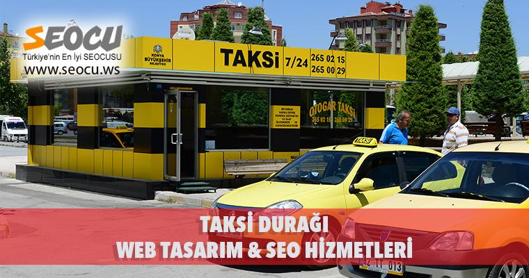 Taksi Durağı Web Tasarım & Seo Hizmetleri