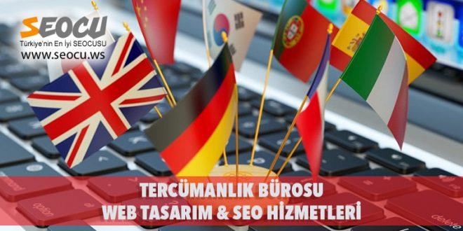 Tercümanlık Bürosu Web Tasarım & Seo Hizmetleri