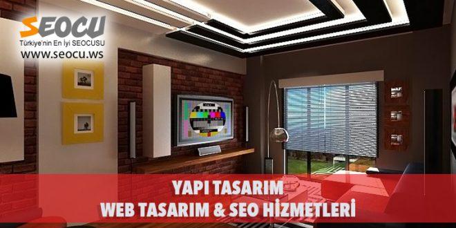 Yapı Tasarım Web Tasarım & Seo Hizmetleri